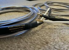 Studio Connections Abbey Road Reference Plus Speaker Cable 5m Pair - RRP £2000