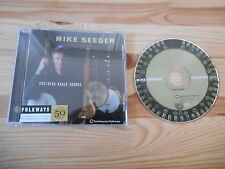 CD Folk Mike Seeger - Southern Banjo Sounds (26 Song) SMITHONIAN cut out