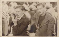 Tir au pistolet Exposition 1939 BruxellesBelgique Photo Vintage Argentique
