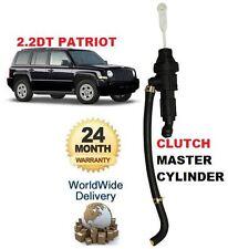 FOR JEEP PATRIOT 2.2DT DIESEL 9/2010 > CLUTCH MASTER CYLINDER COMPLETE