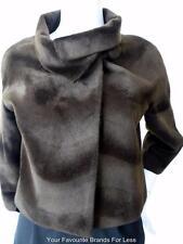 BIANCA SPENDER FOR CARLA ZAMPATTI Women's Jacket  Made in Australia Size 8 US 4