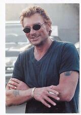 Johnny HALLYDAY carte postale n° JH 007