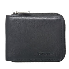 Pierre Cardin PC10344BK Mens Leather RFID Wallet - BLACK- BRAND NEW!