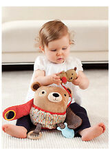 Skip Hop Hug and Hide Activity Bear Designer Baby Toy 307524
