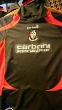2008 - 2010 AFC Bournemouth, Home football Shirt by Carbrini, Mens L