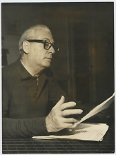 Nino Besozzi  Vintage silver print,Nino Besozzi né à Milan le 6 février 1901 e