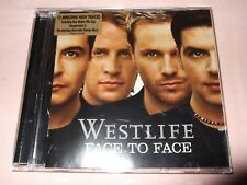 Westlife - Face To Face (1 CD)