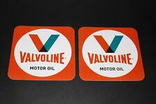 +087 Valvoline Öl Oil Lube Lubricant Aufkleber Decal Sticker Autocollant Bike