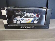 Minichamps 1/43 - Ford Focus RS WRC - Acropolis Rally 2003 Winners Maertin/Park
