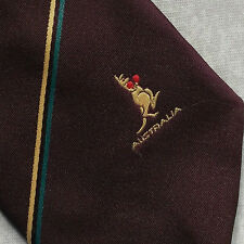 THE AMERICA'S CUP DEFENCE 1987 LTD TIE SAILING YACHTS 1980'S AUSTRALIA