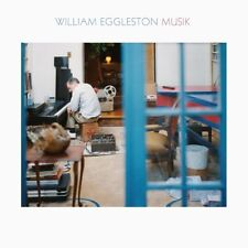 William Eggleston-musica 2 VINILE LP NUOVO