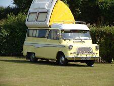 Bedford CA Dormobile Romany classic sixties camper van 1969 MoT & tax exempt ❤️