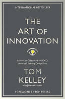 The Art Of Innovation 'Lessons in Creativity from IDEO, America's Leading Design