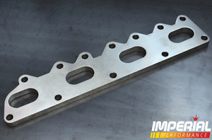 C20XE C20LET stainless steel exhaust manifold flange - fits corsa,Nova,Tigra etc