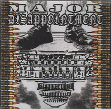 MAJOR DISAPPOINTMENT-S/T CD Oi!Oi!Oi! Skin Way of Life/Streetpunk/
