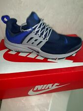 ee0b7de26c82 Men s Nike Air Presto Essential USA Shoes Dusty Gray Red Blue Size 11  848187-004