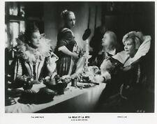 JOSETTE DAY JEAN COCTEAU LA BELLE ET LA BETE 1946 VINTAGE PHOTO R70 #2
