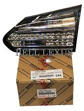 LEXUS OEM FACTORY PASSENGER SIDE INNER TAIL LAMP 2010-2012 HS250H 81581-75030