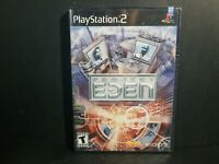 Project Eden Playstation 2 PS2 Video Game New Sealed