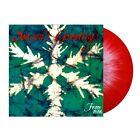 moe. Season's Greetings From Moe RED WHITE VINYL LP Record Christmas Album NEW