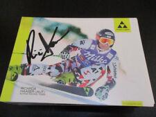 73734 Ricarda Haaser Ski Alpin original signierte Autogrammkarte