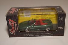 V 1:43 BANG 8041 FERRARI 355 SPIDER RIGHT HAND STEERING RHD METALLIC GREEN MIB