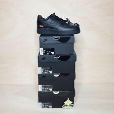 Nike Air Force 1 Low Supreme, черный, размер 13, DS совершенно новый