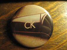 Calvin Klein Designer Sunglasses CK Logo Advertisement Pocket Lipstick Mirror