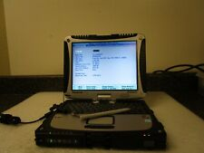 Panasonic Toughbook TouchScreen CF-19 C2D 1.06 GHz 2GB NO HD -1250 Hours + Caddy