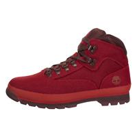 Timberland Euro Hiker Cordura Fabric MD Men's Boots Red TB0A1OAB Sz 14