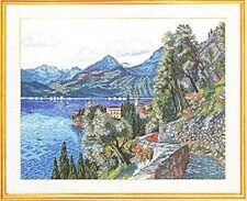 Mountain Village - Eva Rosenstand Kit #12-760 New