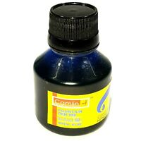 Blue Camlin Fountain Pen Ink Bottle Drawing Dip Airbrush Dye Based Refill 60ml