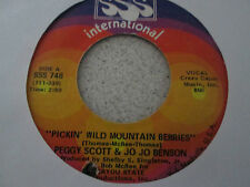 Peggy Scott & Jo Jo Benson - Pickin' Wild Mountain Berries -US SSS International