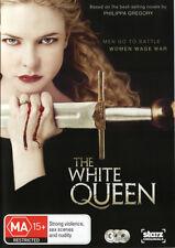 The White Queen  - DVD - NEW Region 4