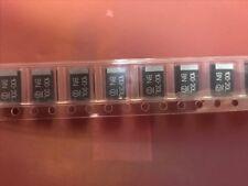 100uF TANTALUM CAPACITOR - SMD CASE SIZE E - 20V - 293D107X9020E2TE3 - x5pcs