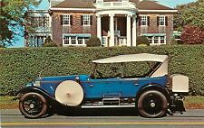 1922 ROLLS ROYCE HERITAGE PLANTATION SANDWICH MASSACHUSETTS POSTCARD