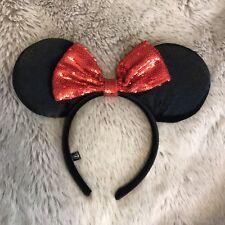 Disney Limited Edition Minnie Mouse Headband Ears