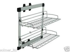CAMERA da letto Side Mount & due livelli Scarpe RACK
