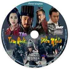 TAN TAM QUOC DIEN NGHIA (Excellent HD Pictures) -  Phim Trung Quoc