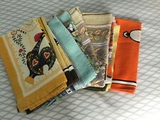 12 Assorted T-Towels (new and used)