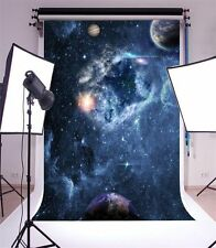 3x5ft Photography Backgrounds Wonder Universe Space Vinyl Studio Photo Backdrops