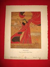 MODE FASHION COUTURE PRET A PORTER Gazette BON TON 1914 N° 5 MARTIN POIRET Pl.47