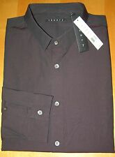 THEORY Men's Stephan Perham Casual Shirt Long Sleeve XL Extra Large NEW