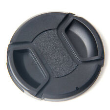 62mm snap on center pinch front lens cap for Canon Nikon Tamron Sony Camera YG