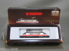 "MARKLIN Z SCALE 88442 SWISS SBB CLASS RE 460 ELECTRIC LOCO ""AGFA FILM"""