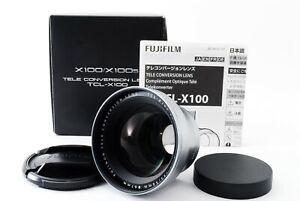 Fujifilm Fujinon Tele Conversion Teleconversion TCL-X100 Excellent #436661
