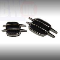 2 Universal Car Decal Badge Air Intake Hood Flow Sticker Decoration sport AC08