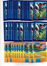 1X 1993 DEATHSTROKE PROMO New Titans SAMPLE PROTOTYPE Bulk Lot available Skybox