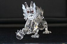 """REDUCED! SWAROVSKI CRYSTAL SCS 1997 ANNUAL EDITION """"THE DRAGON"""" NEW IN BOX"""