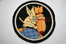 SUPERB 398TH BOMB SQUADRON 504TH GROUP 20TH AAF AIR FORCE A2 JACKET PATCH